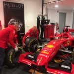 P3 prova team building Ferrari